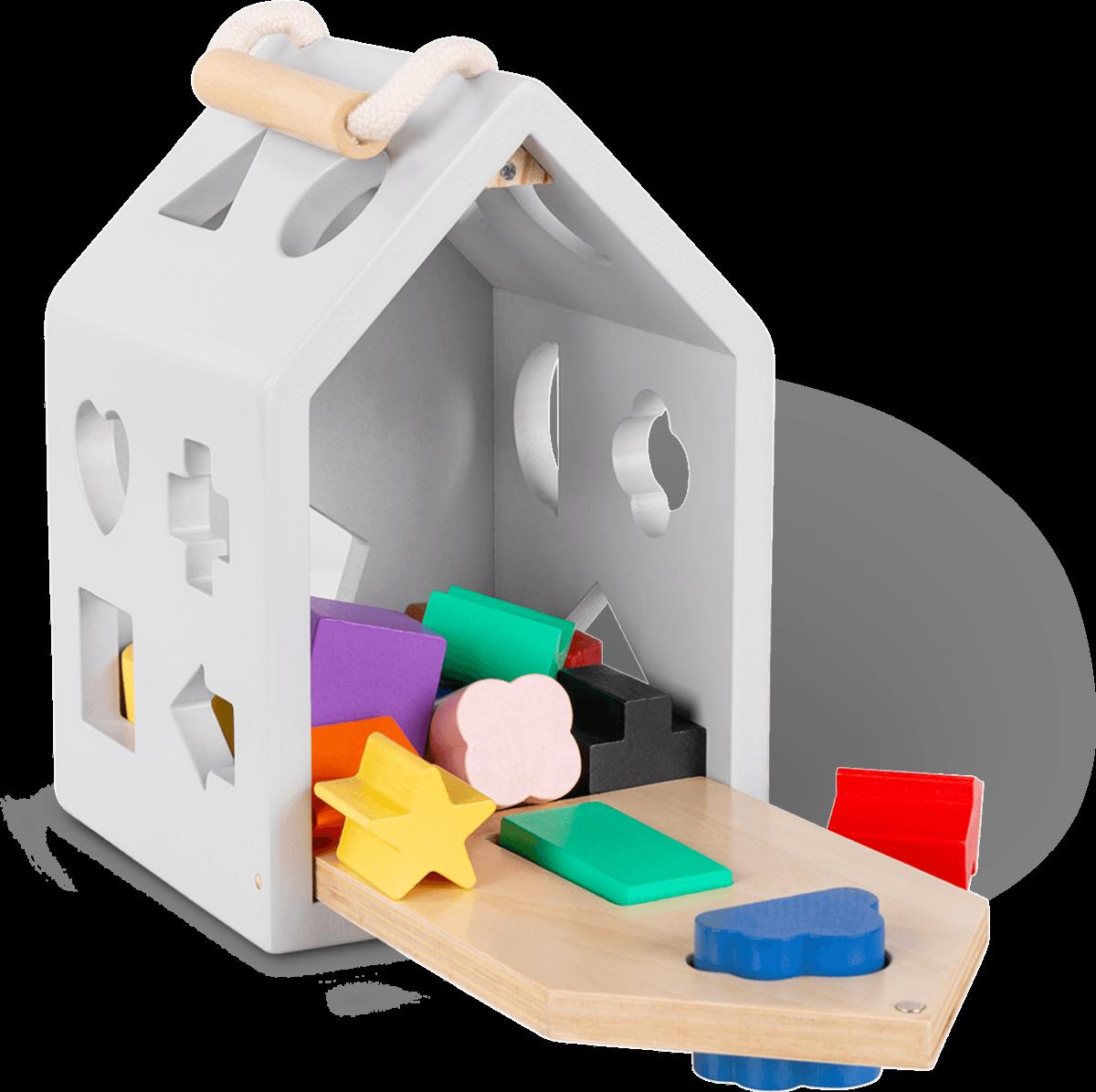 Casa de madera BLOCKHOUSE